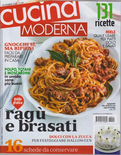 Cucina Moderna N 11 Novembre 2020 Mensile Edicola Shop