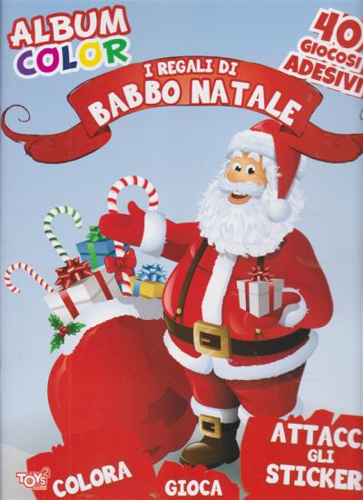 Regali Di Babbo Natale.Album Color I Regali Di Babbo Natale N 33 Bimestrale 19 Novembre 2020 Edicola Shop